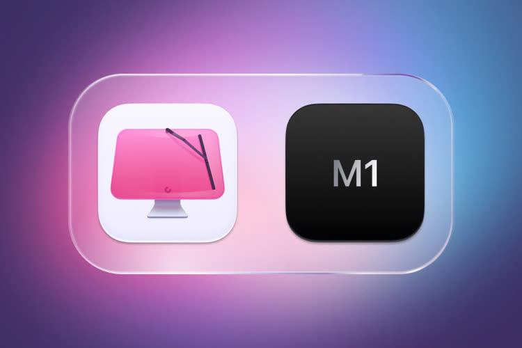 CleanMyMacX : l'app de nettoyage fait peau neuve, et prend désormais en charge les Mac M1  📌