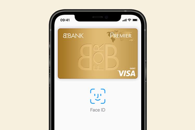 ApplePay «prochainement»chez BforBank