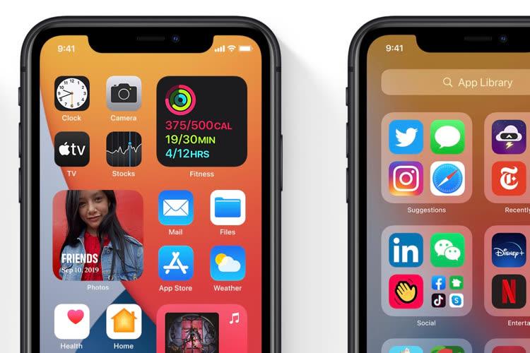 iOS 14.5 arrive en bêta 7