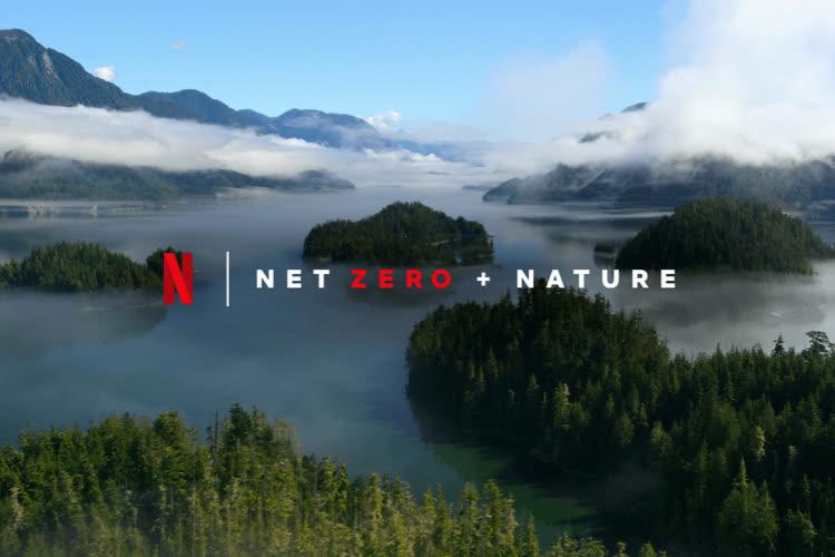 Netflix veut éliminer son empreinte carbone d'ici fin 2022