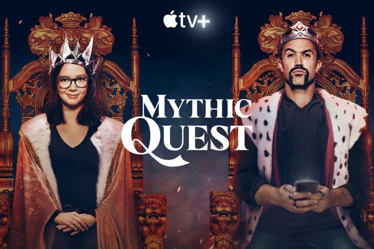 Mythic Quest : un épisode en bonus avant la saison2