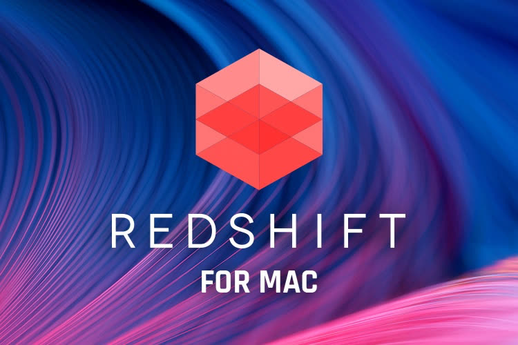 Le logiciel de rendu Redshift sur macOS et Mac M1