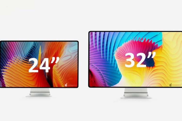 Comment Apple va-t-elle redessiner la gamme iMac?