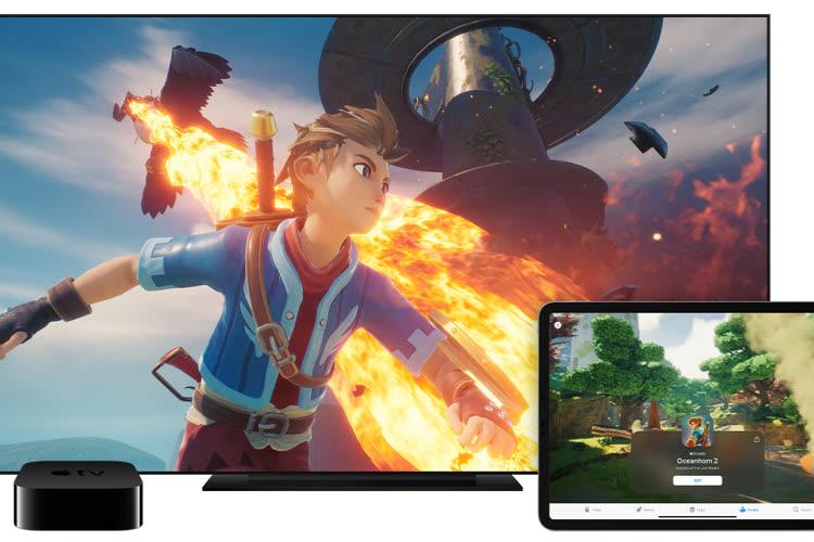AppleTV : tvOS 14.5annonce la 4K à 120Hz