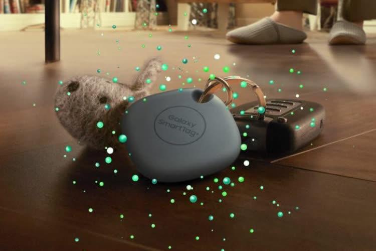 SmartTag+: Samsung sort les AirTags qu'on espère toujours