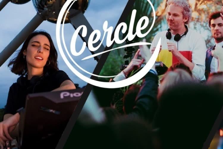 Cercle streame ses concerts sur AppleMusic