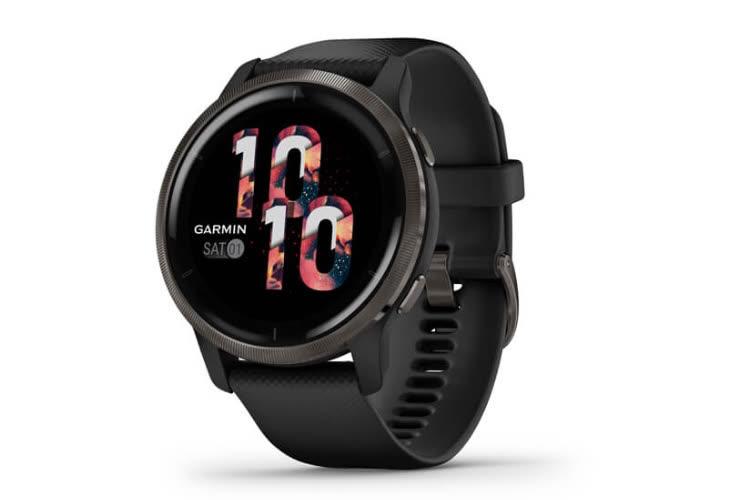 Venu 2 et 2S : du style pour les dernières montres connectées de Garmin