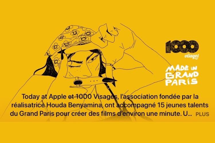 Trois courts métrages français soutenus par Apple à découvrir gratuitement dans l'app AppleTV