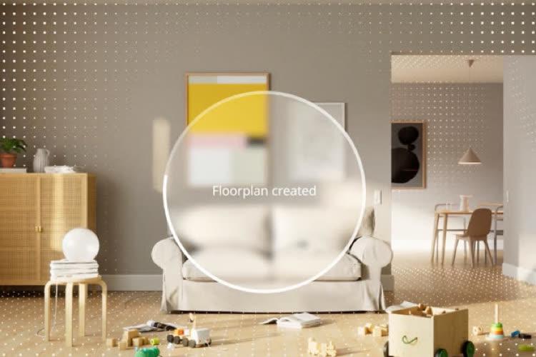 IKEA rêve d'aménagements au travers des lunettes d'Apple