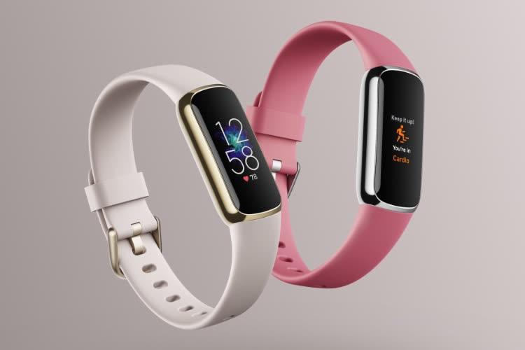 Fitbit annonce officiellement son nouveau bracelet Luxe