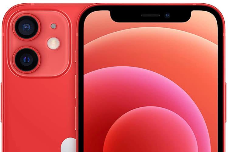 Promo : -10 % sur l'iPhone 12mini 256Go