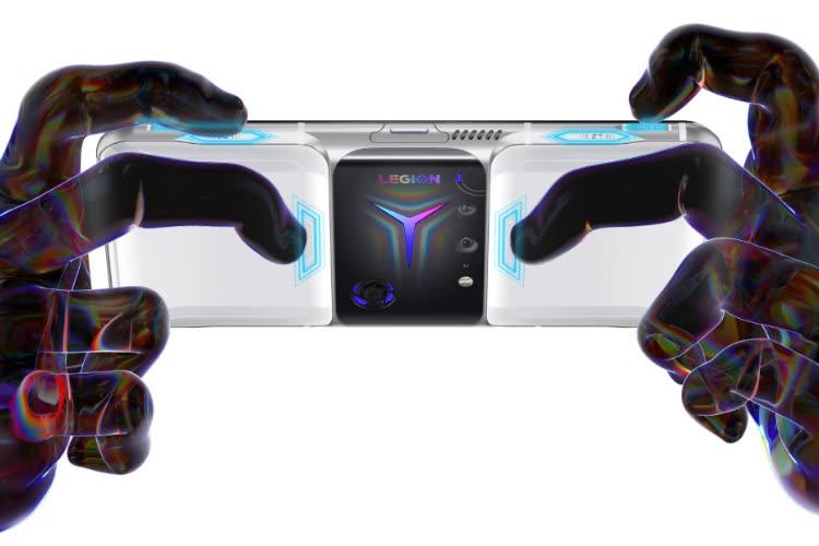Avec le Legion Phone Duel 2, Lenovo veut jouer dans la cour des grands