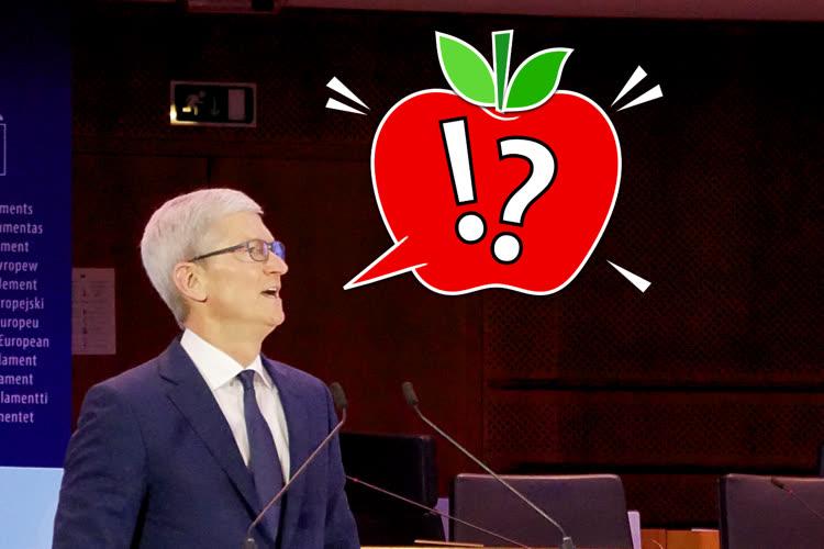 Le catéchisme patapouf des valeurs d'Apple