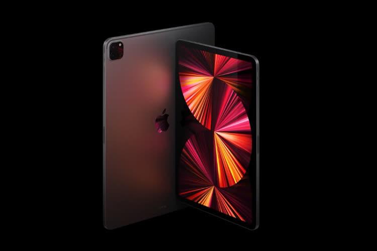L'iPad Pro carbure désormais au M1, avec des mini-LED sur le 12,9 pouces