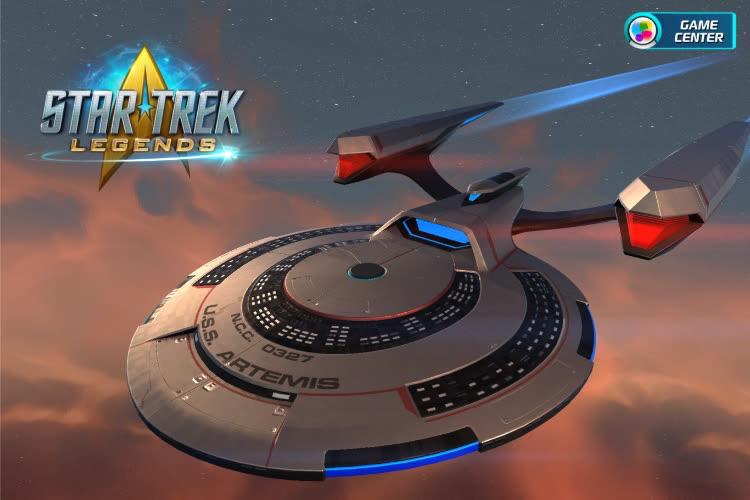 Avec Star Trek: Legends, Apple Arcade teste le freemium sans les achats intégrés
