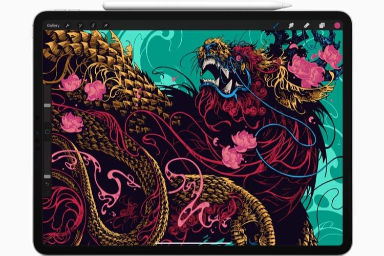 Le nouvel iPadPro arriverait dans la seconde moitié d'avril malgré un stock d'écrans mini-LED limité