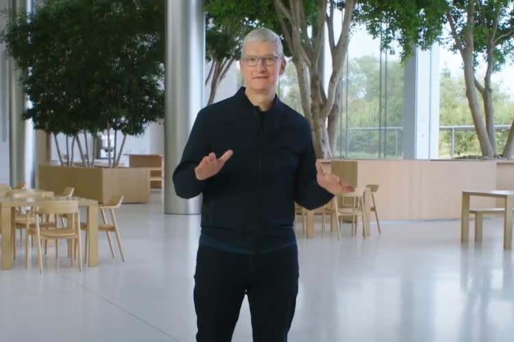 Le printemps est arrivé, pas le keynote Apple supposé