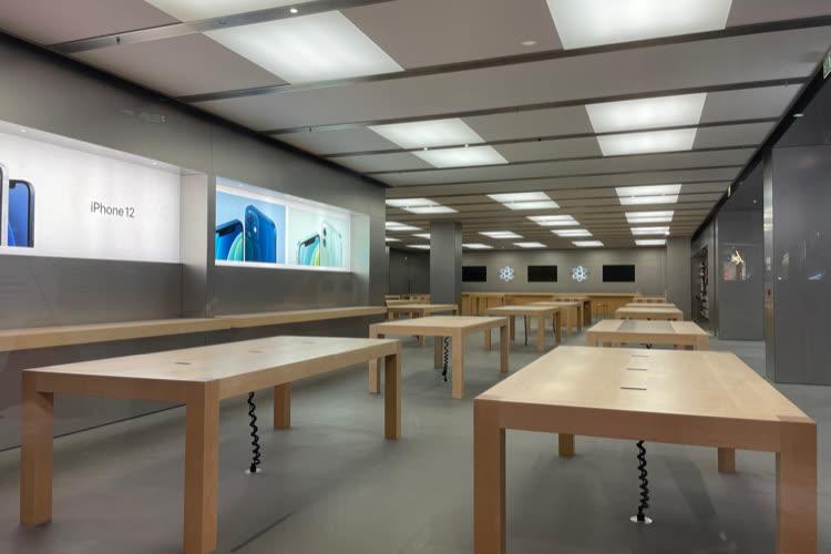La production de MacBook et d'iPad serait affectée par la pénurie de semi-conducteurs