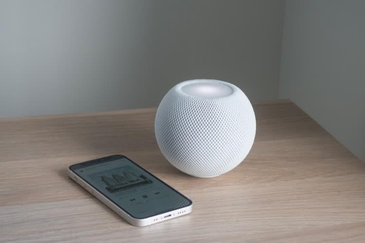 Retest du HomePod mini: une enceinte pas totalement pour ma pomme