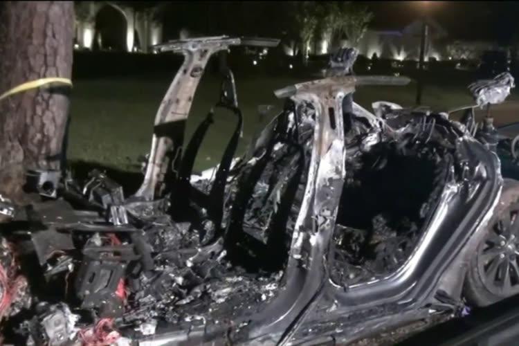 Tesla : l'Autopilot n'était pas activé lors de l'accident 🆕
