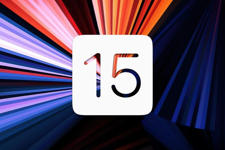 iOS15: nouvel écran d'accueil aussi pour les iPad et gestion plus fine des notifications