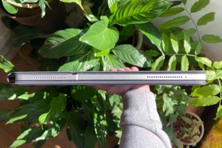 """L'iPadPro 12,9"""" de 2021 a besoin d'un nouveau Magic Keyboard"""