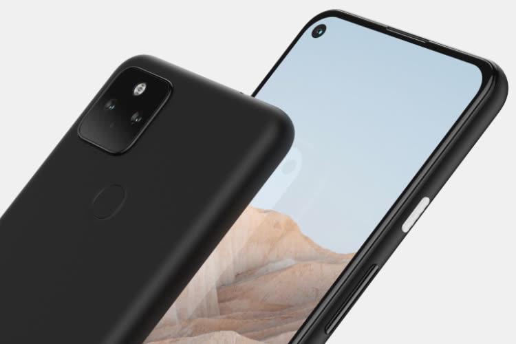 Google dément les rumeurs en confirmant le Pixel 5a