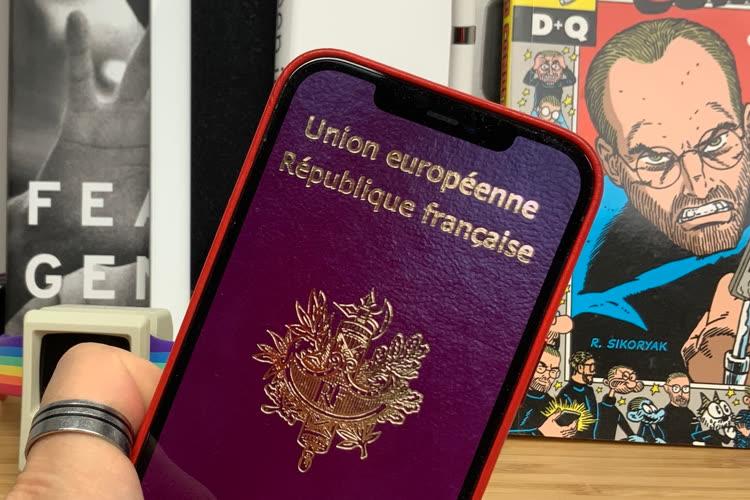 L'iPhone, future pièce d'identité… et machine à voter?