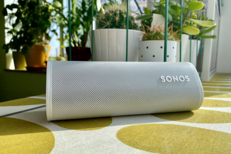 Test du Sonos Roam : l'enceinte Bluetooth et multiroom déconfinée