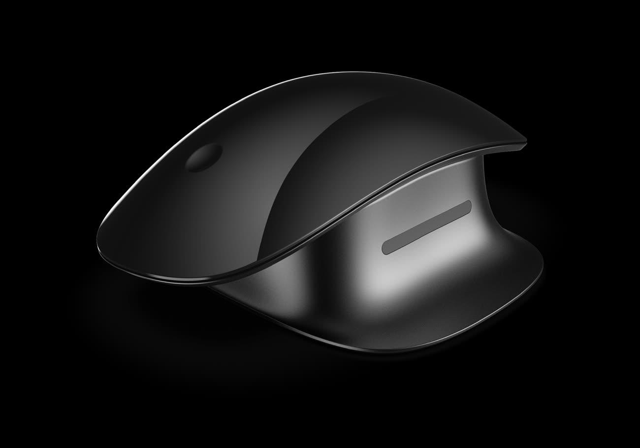 Pro Mouse : la souris ergonomique d