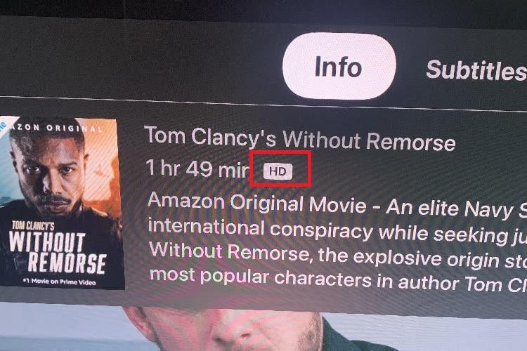Des contenus 4K étiquetés HD sur la nouvelle AppleTV 4K 🆕