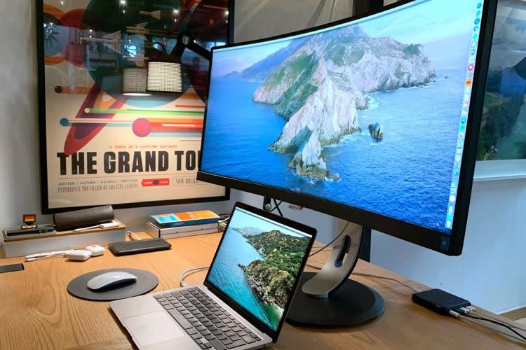 Refurb : MacBookAir 2020 Core i5 à 779€