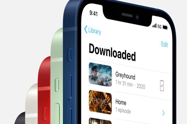 iPhone : le modem 5G d'Apple reste attendu pour 2023