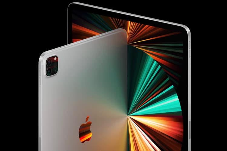 """iPadPro M1 : des scores Geekbench à rendre jaloux un MacBookPro16"""""""