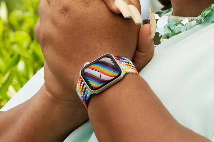 Comme tous les ans, Apple lance de nouveaux bracelets Pride Edition