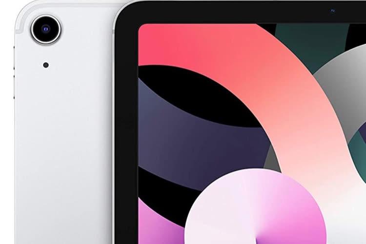 Promo : iPad Air cellulaire 256Go (argent) à 855€ (-123€)