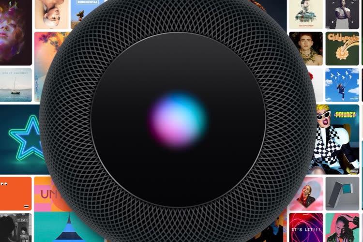 Plus de HomePod sur l'AppleStore, mais encore un peu ailleurs