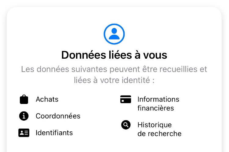 Le Play Store de Google va lui aussi afficher des fiches de confidentialité