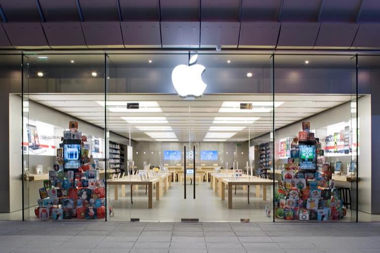 Huit AppleStore ouvrent cette semaine
