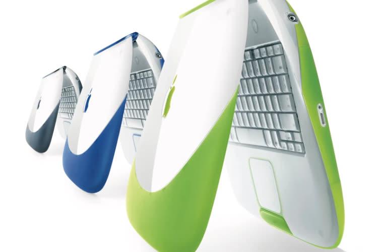 Après l'iMac, le retour des couleurs sur des MacBook?