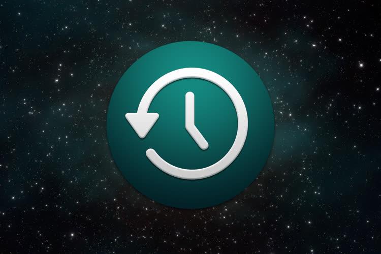 Dans la Time Machine#3: la modernisation grâce à APFS