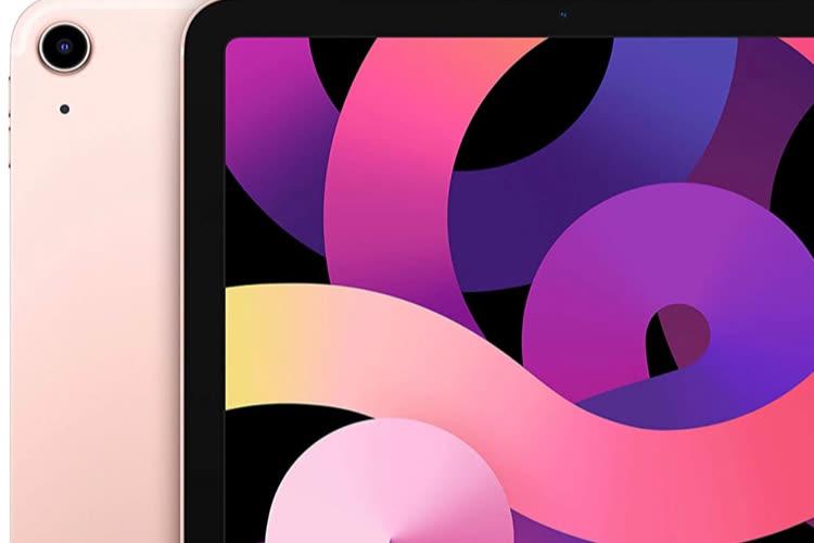 Promo : iPad Air cellulaire 256Go à 855€ (-120€)