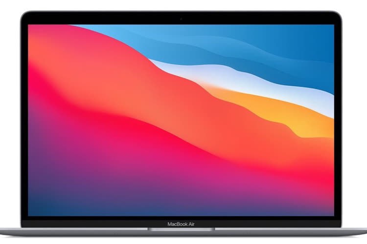 Refurb : des MacBook Air M1 de 8 à 16 Go de RAM et 256 Go à 1 To de SSD