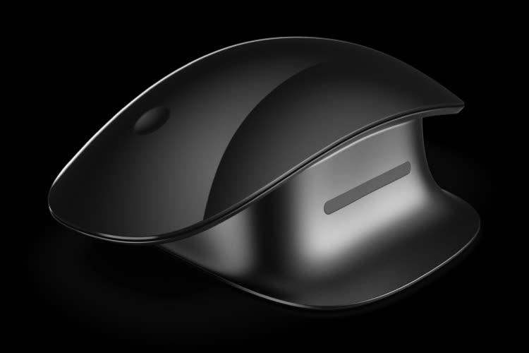 image en galerie : Pro Mouse : la souris ergonomique d'Apple qui n'existe pas (encore)