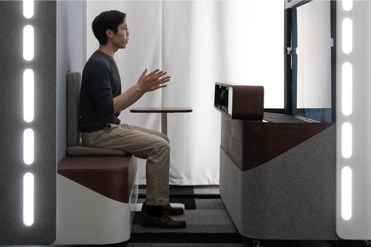 video en galerie : Projet Starline : Google a développé un écran 3D pour des appels vidéo plus vrais que nature