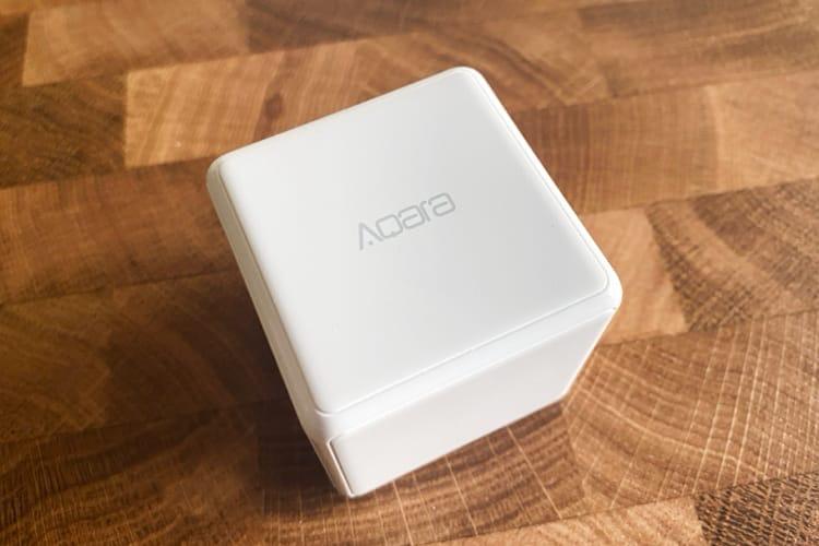 Aqara prépare une version HomeKit de son cube de contrôle