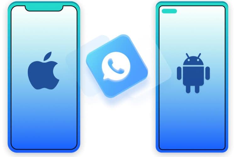 Comment récupérer ses conversations WhatsApp quand on change de smartphone avec AppTrans  📍