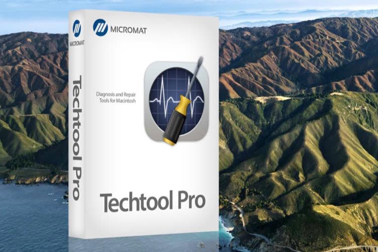 TechTool Pro 14 : compatibilité Apple Silicon et réparation en direct