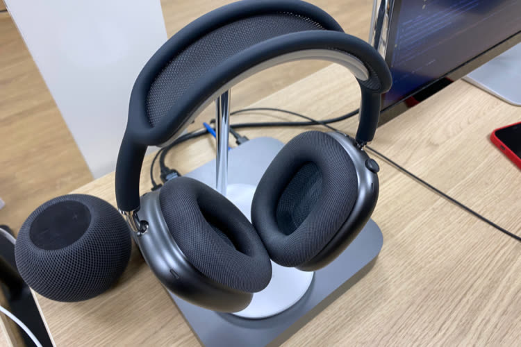 Prise en main du Headphone Stand pour AirPods Max