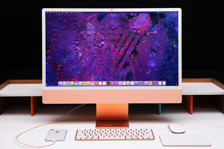 Aucune surprise: l'iMac 24pouces est un excellent iMac d'après les premiers tests